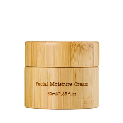 Crème hydratante pour le visage à l'huile de graines de chanvre