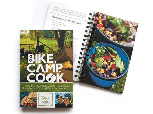 Bike. Camp. Cook.