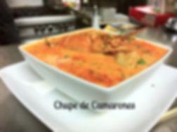 Chupe de Camarones (Soup)
