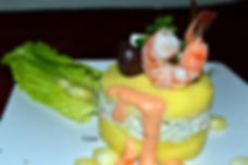 Causa de Cangrejo (Crab Causa)
