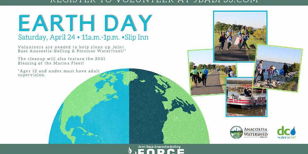 Earth Day Clean-Up 2021