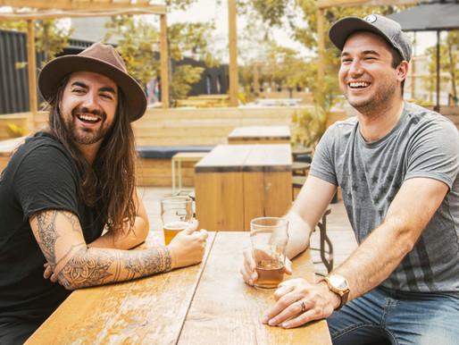 Phil G. Smith et John-Anthony Gagnon-Robinette lancent un projet duo sous le nom de Wild Ouest!