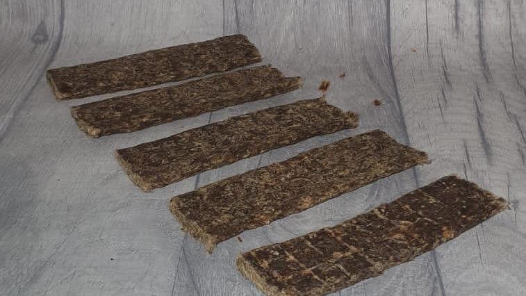 Wild Boar Premium Meat Sticks (approx. 5 in a bag)