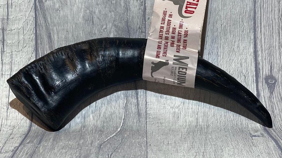 Buffalo Horn Medium