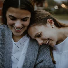 Geschwistershooting Vroni und Franzi Ing