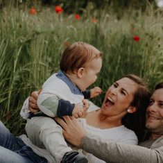 Familienshooting - Marie, Andreas und Th