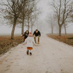 Familienshooting Bettina, Florian und Li