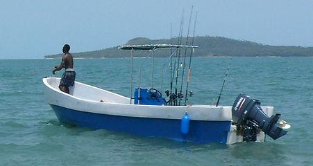 conakry fishing club organistion sorties peche sportive