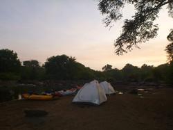 bivouac-kayak-fleuve-mono-togo