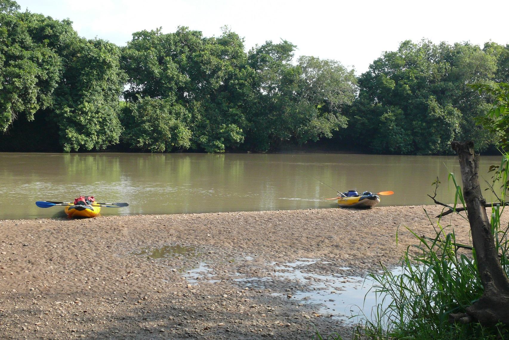 canoe-kayak-lac-togo