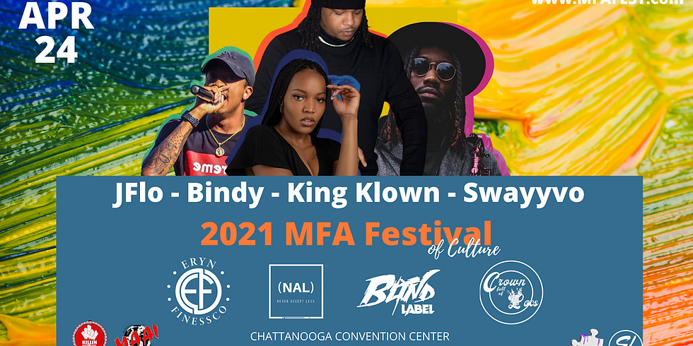 Music, Fashion, & Arts Festival