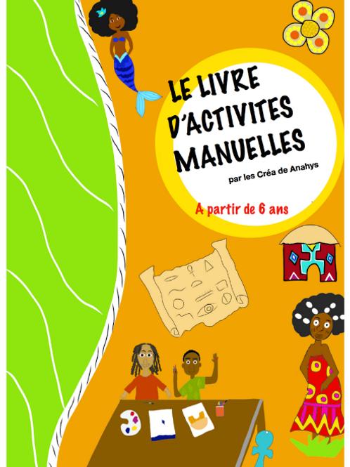 Le livre d'activités manuelles