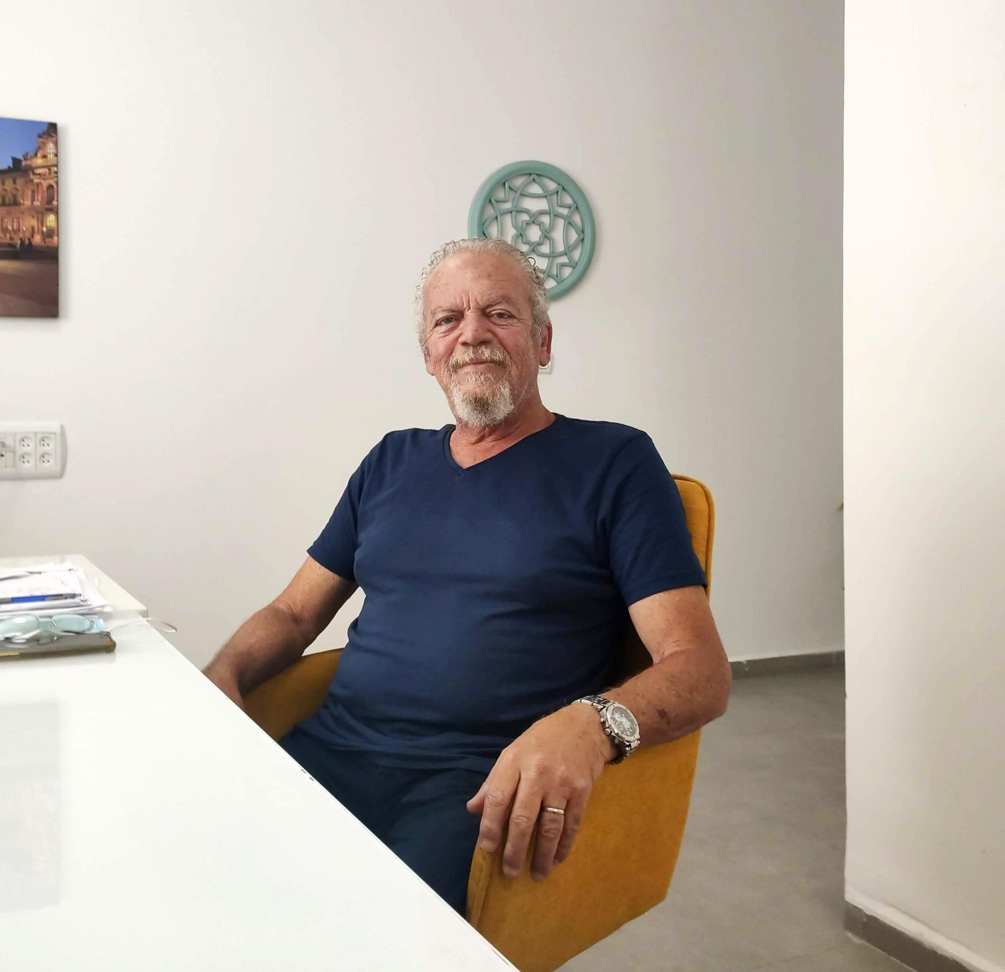 יעקב רגב - מנהל פרויקטים