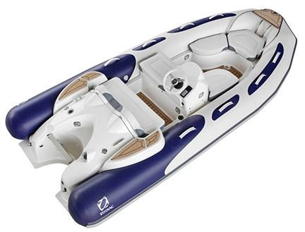 Zodiac Yachtline/SeaSport 420 Deluxe