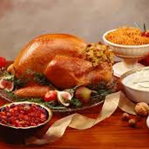 Thanksgiving Banquet