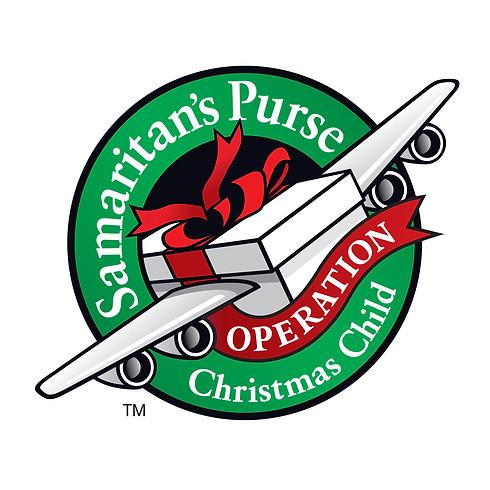 """Operation Christmas Child"" A Project of Samaritan's Purse"