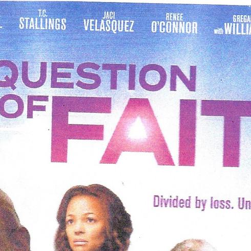 MOVIE NIGHT: A Question of Faith