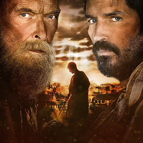 Movie Night:  PAUL  Apostle of Christ