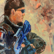 Commando 50x50 cm