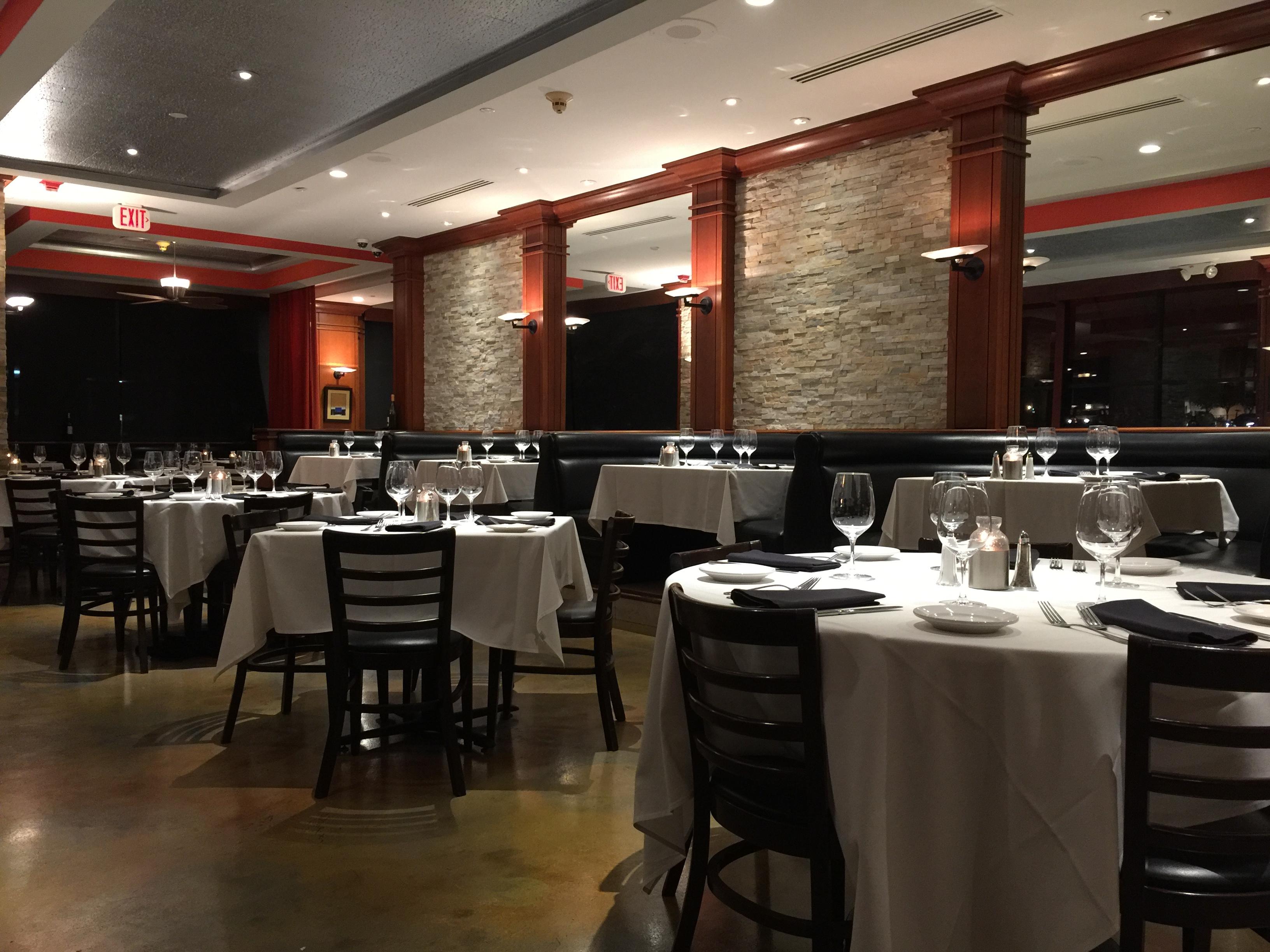 main dining room white