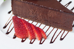 #flourless chocolate cake