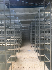 retief sales - indutrial shelving