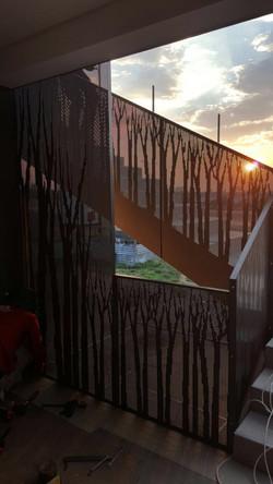 africa aluminium - perforation
