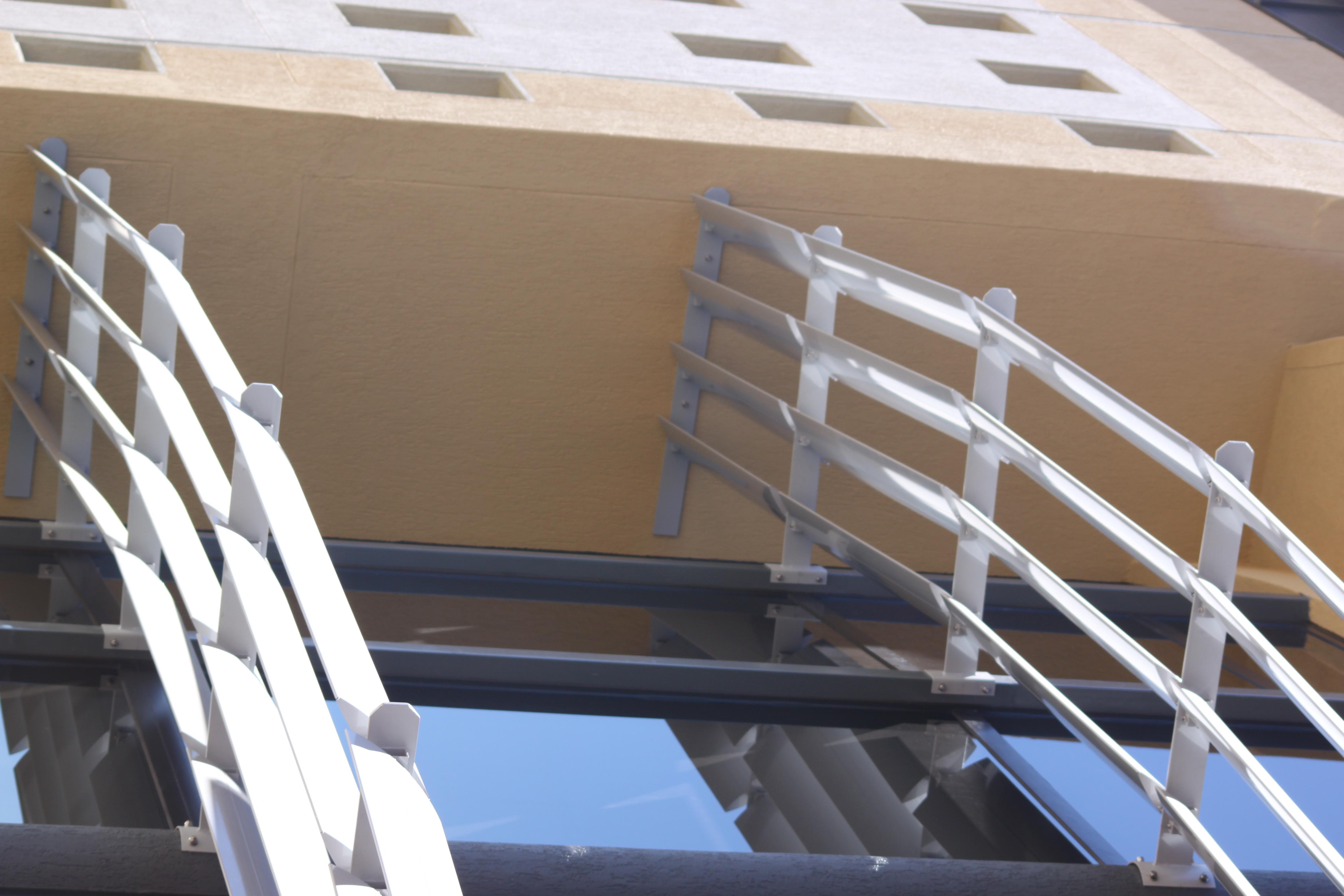 africa aluminium - aero foil louvers