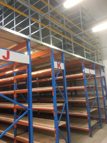 retief sales- mezzanine storage