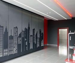 africa aluminium - CNC metal decor