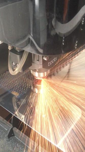 laser fabrication - Namibia