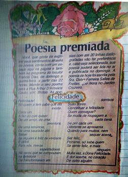 Poesia premiada Dalva corte.jpg
