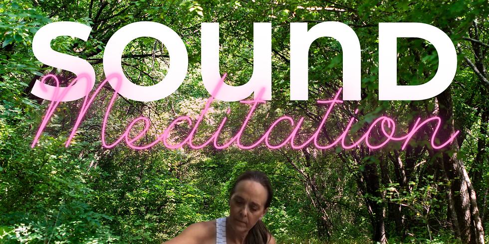 Sound Meditation with Grow Yoga