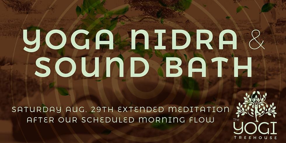 Yoga Nidra & Sound Bath