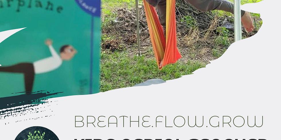 Breathe.Flow.Grow Kids Aerial Yoga Teacher Training