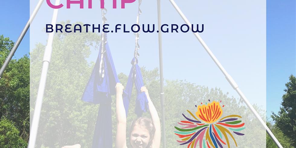 Breath.Flow.Grow Kids Aerial Camps