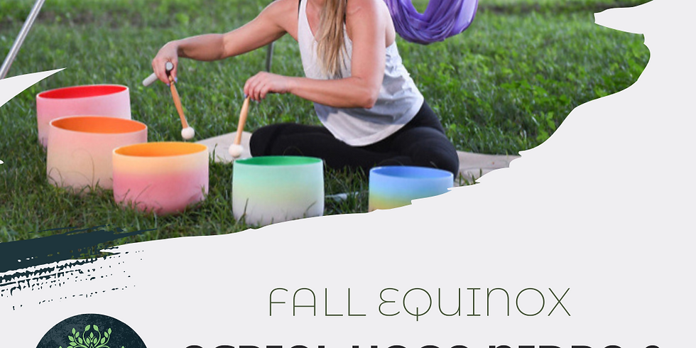 Fall Equinox Yoga Nidra & Sound Meditation