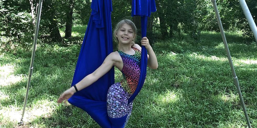 Athleta Summer Solstice Kids Aerial