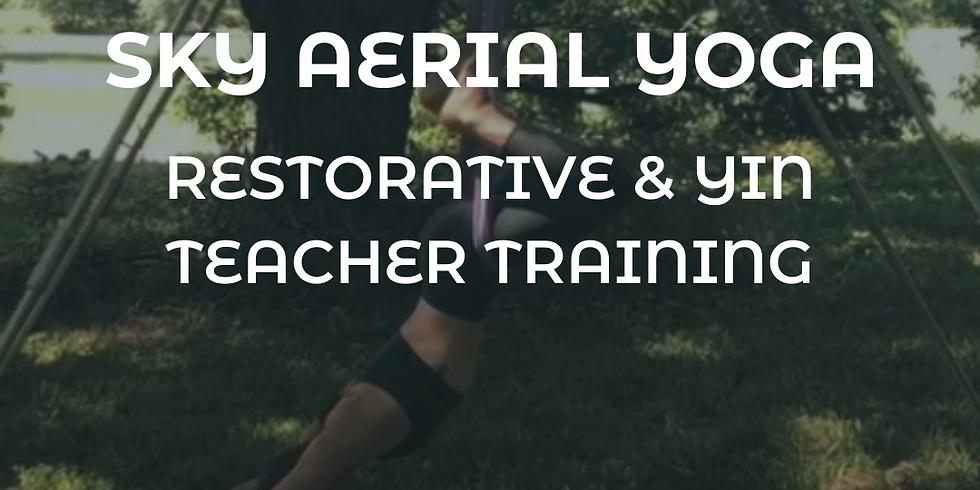 Aerial Restorative & Yin YTT