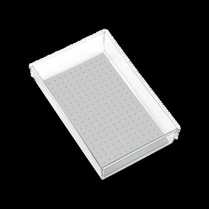 Modern Clear Bin