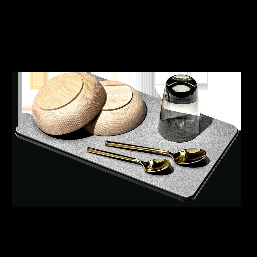 Drying Stone™ Dish Drying Mat