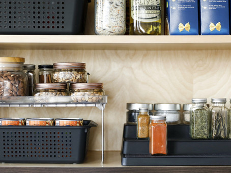 3 Ways to Organize Your Overflowing Pantry