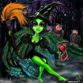 Wicked Witch Pixie