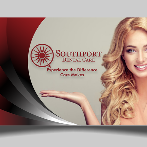 Advertisement for Southport Dental Care