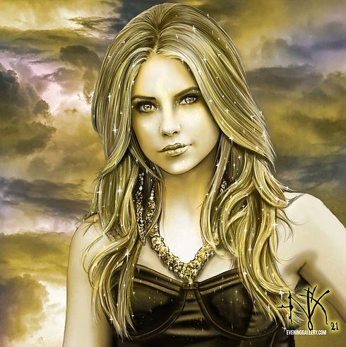 Hanna Marin Fan Art