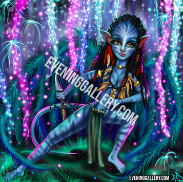 Pixies by Nyx, Beautiful Fairy Fantasy Digital Art Collection by Mys Nyx