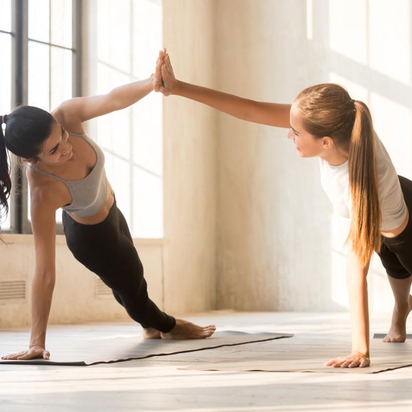 Partner Pilates Masterclass
