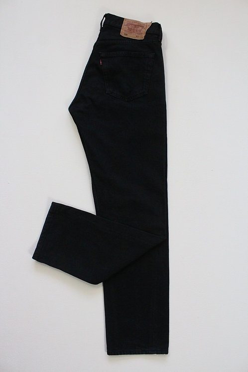 BLACK LEVI'S 501 M
