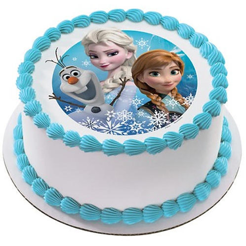 Edible Print Cake (Rs 1600/kg)