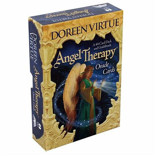 Doreen Virtue Angel Therapy Travel Pack Of Oracle Cards